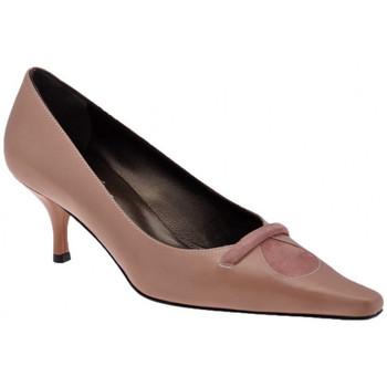 Sapatos Mulher Escarpim New Line  Rosa