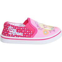 Sapatos Rapariga Slip on Disney S15460H Rosa