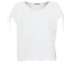Textil Mulher Tops / Blusas Moony Mood EDDA Cru