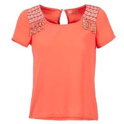 Textil Mulher Tops / Blusas Moony Mood EDENA Coral