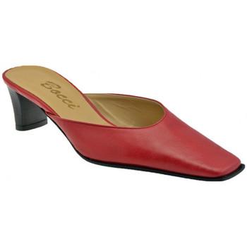 Sapatos Mulher Tamancos Bocci 1926  Vermelho
