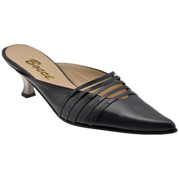 Sapatos Mulher Tamancos Bocci 1926  Preto