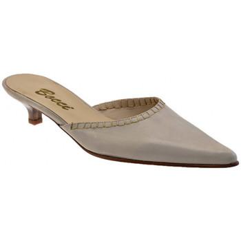Sapatos Mulher Tamancos Bocci 1926  Bege