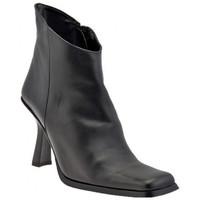 Sapatos Mulher Botins Bocci 1926  Preto