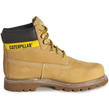 Sapatos Homem Botas baixas Caterpillar Colorado Jaune