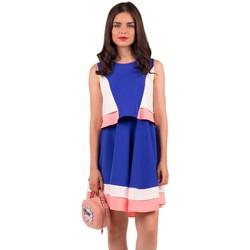 Textil Mulher Vestidos curtos Minueto Vestido Virginia Multicolor