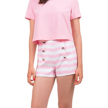 Textil Mulher Shorts / Bermudas Minueto Calções Wendy Rosa