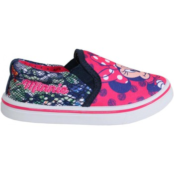 Sapatos Rapariga Slip on Minnie Mouse S15312H Rojo