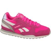 Sapatos Mulher Sapatilhas Reebok Sport GL 3000 Rose