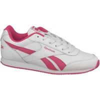 Sapatos Mulher Sapatilhas Reebok Sport Royal CL Jogger 2 Blanc