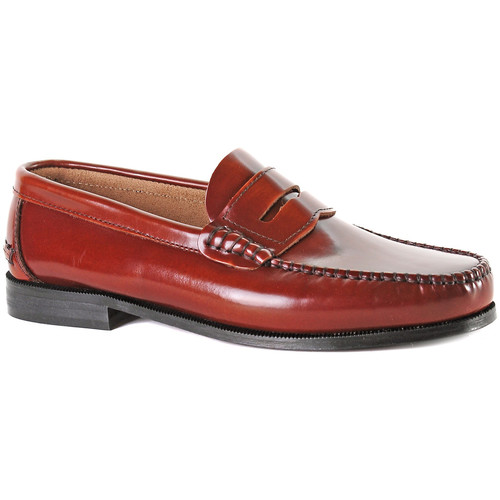 Sapatos Homem Mocassins Castellanos Artesanos  Castanho