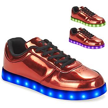 Sapatos Mulher Sapatilhas Wize & Ope POP Vermelho
