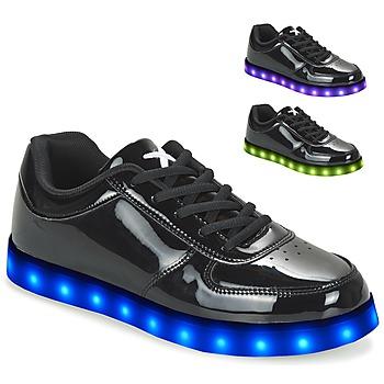 Sapatos Mulher Sapatilhas Wize & Ope POP Preto
