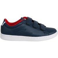 Sapatos Criança Sapatilhas Lacoste 31SPI0002 CARNABY EVO Azul