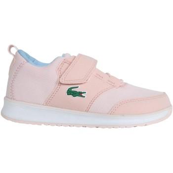 Sapatos Rapariga Sapatilhas Lacoste 31SPC0011 LIGHT Rosa