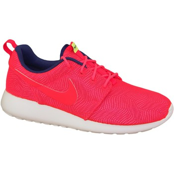 Sapatos Mulher Sapatilhas Nike Roshe One Moire Wmns 819961-661 Red