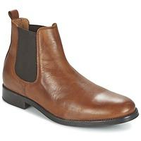 Sapatos Homem Botas baixas Selected SHDOLIVER CHELSEA BOOT NOOS Conhaque