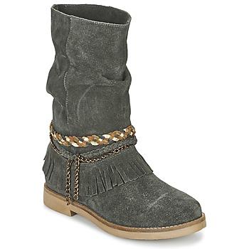 Sapatos Mulher Botas Coolway BIARA Cinza