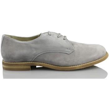 Sapatos Homem Richelieu Oca Loca sapatos oca lo blucher CINZENTO