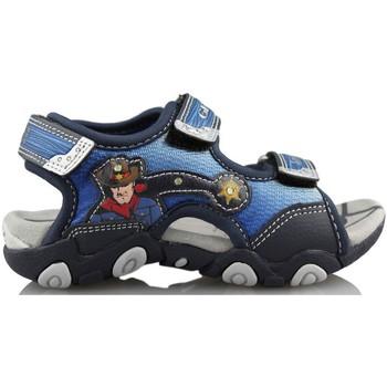 Sapatos Criança Sandálias desportivas Geox STRIKE A. AZUL