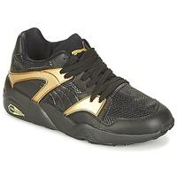 Sapatos Mulher Sapatilhas Puma BLAZE GOLD WN'S Preto / Ouro