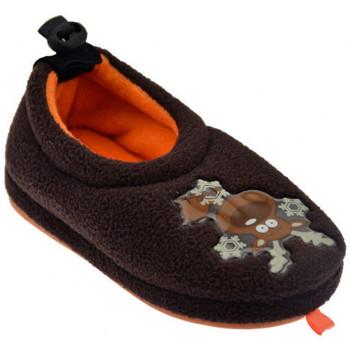 Sapatos Criança Chinelos De Fonseca  Castanho