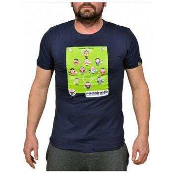 Textil Homem T-Shirt mangas curtas Faccine