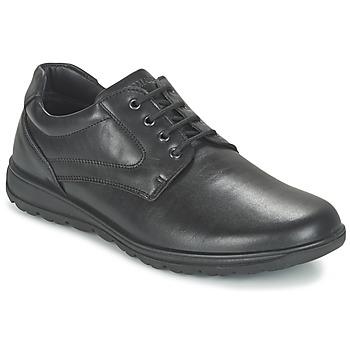 Sapatos Homem Sapatos Salamander NANDO Preto