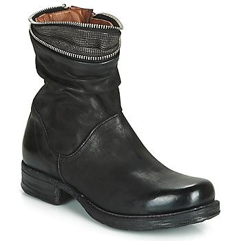 Sapatos Mulher Botas baixas Airstep / A.S.98 SAINT LA Preto