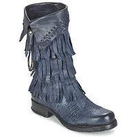 Sapatos Mulher Botas Airstep / A.S.98 SAINT VO Azul