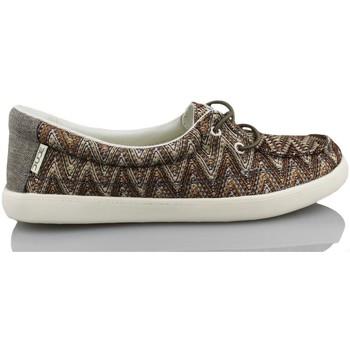 Sapatos Mulher Sapatilhas Dude FERRARA MARRON