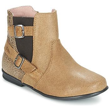 Sapatos Rapariga Botas baixas Aster DESIA Bege