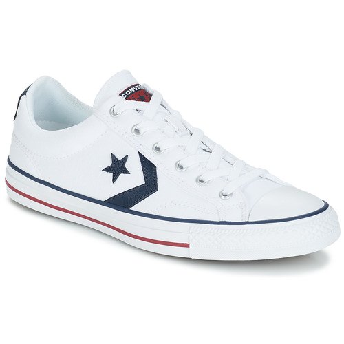 Sapatos Homem Sapatilhas Converse STAR PLAYER  OX Branco