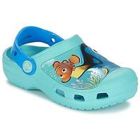 Sapatos Criança Tamancos Crocs CC DORY CLOG Azul