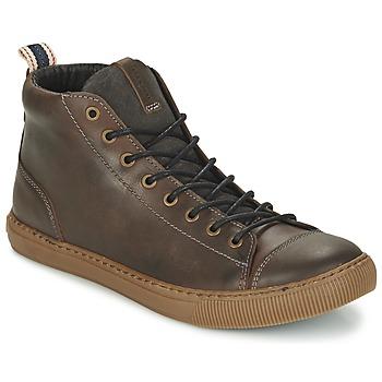 Sapatos Homem Botas baixas Jack & Jones DURAN Castanho