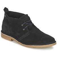 Sapatos Homem Botas baixas Jack & Jones GOBI SUEDE DESERT BOOT Cinza