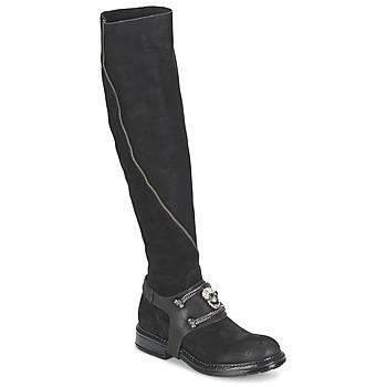 Sapatos Mulher Botas Now CALOPORO Preto