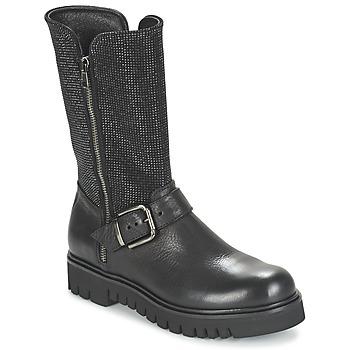 Sapatos Mulher Botas Now BOURNIRO Preto