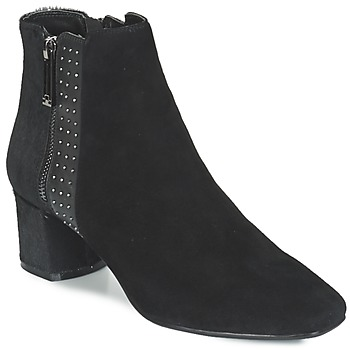 Sapatos Mulher Botins Luciano Barachini JOU Preto
