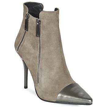 Sapatos Mulher Botins Luciano Barachini RIJO Toupeira