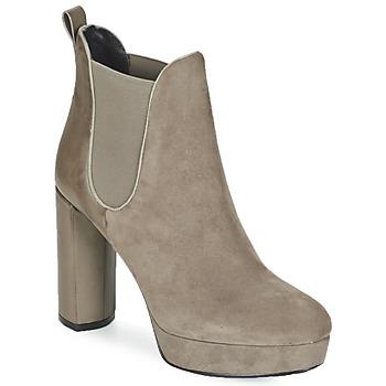 Sapatos Mulher Botins Luciano Barachini MILI Toupeira
