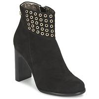 Sapatos Mulher Botins Replay HAVERHILL Preto