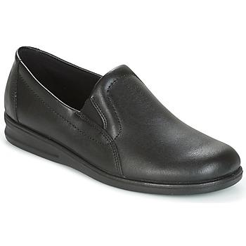 Sapatos Homem Slip on Romika PRASIDENT 88 Preto
