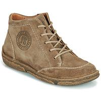 Sapatos Mulher Botas baixas Josef Seibel NEELE 01 Castanho