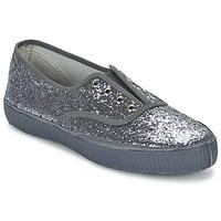 Sapatos Mulher Sapatilhas Chipie JOSS GLITTER Antracite