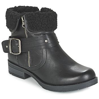 Sapatos Mulher Botas baixas Refresh CHRISTINO Preto