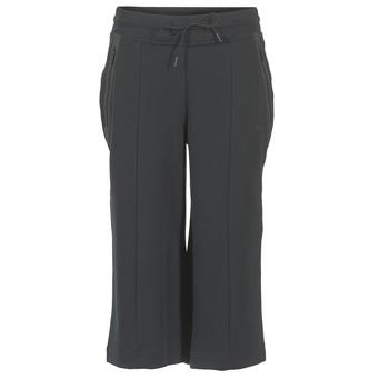 Textil Mulher Calças de treino Nike TECH FLEECE CAPRI Preto