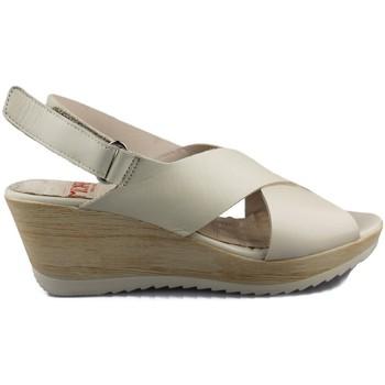Sapatos Mulher Sandálias Mikaela NAPPA BEIGE