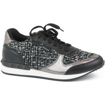 Sapatos Rapariga Sapatilhas Bass3d 41063 Negro