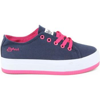 Sapatos Rapariga Sapatilhas Refresh 60908 Azul